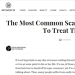 The Most Common Scalp Issues & How To Treat Them